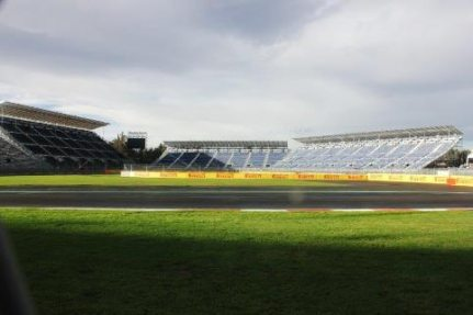 NUSSLI Builds for the Mexican Grand Prix