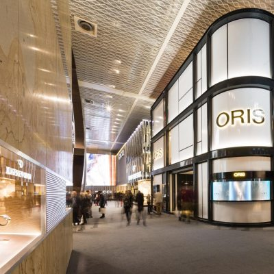 Oris Flagship Store at Baselworld