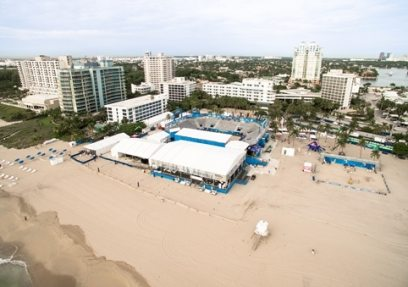 Swatch Beach Volleyball FIVB World Tour Finale in Fort Lauderdale