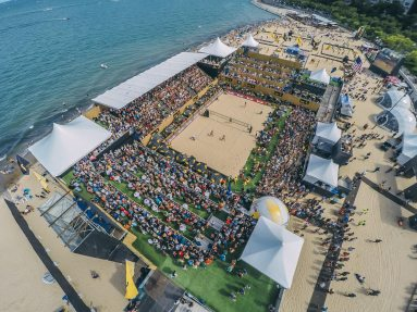 AVP Beachvolleyball Tour, Chicago 2016