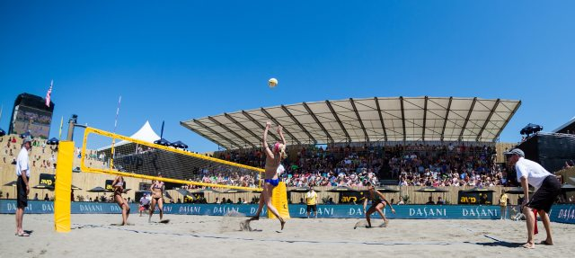 AVP Beachvolleyball Tour, Seattle 2016