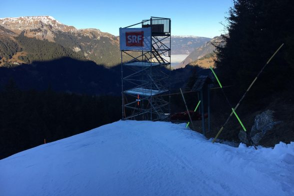 Event Structures for the Longest Ski Run of the Ski World Cup