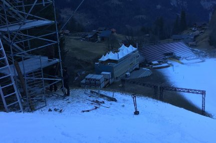 Event Structures for FIS Ski World Cup Lauberhornrennen, Wengen