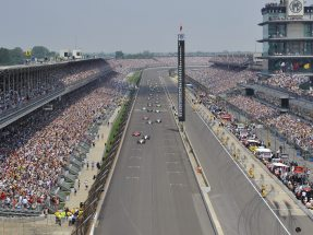 Indianapolis 500 Mile Race, Indianapolis, USA
