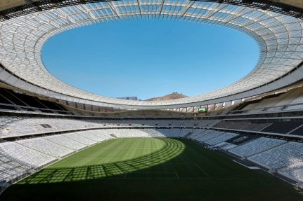 Stadium Expansion, FIFA World Cup, Cape Town Stadium