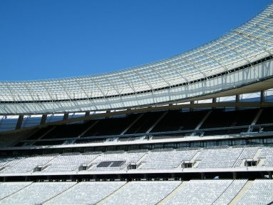 View of Cape Town Stadium