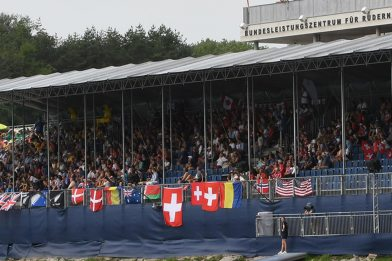 2019 World Rowing Championships in Ottensheim