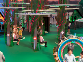 "Belarus Pavilion ""The Forest of Future Technology"", Expo 2020 Dubai"