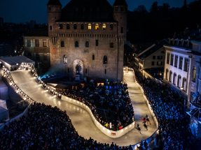 Impressionen Red Bull Crashed Ice
