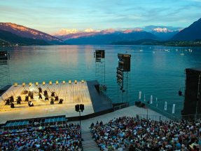"Lake Thun Festival 2011 - ""The Old Lady's Visit"""