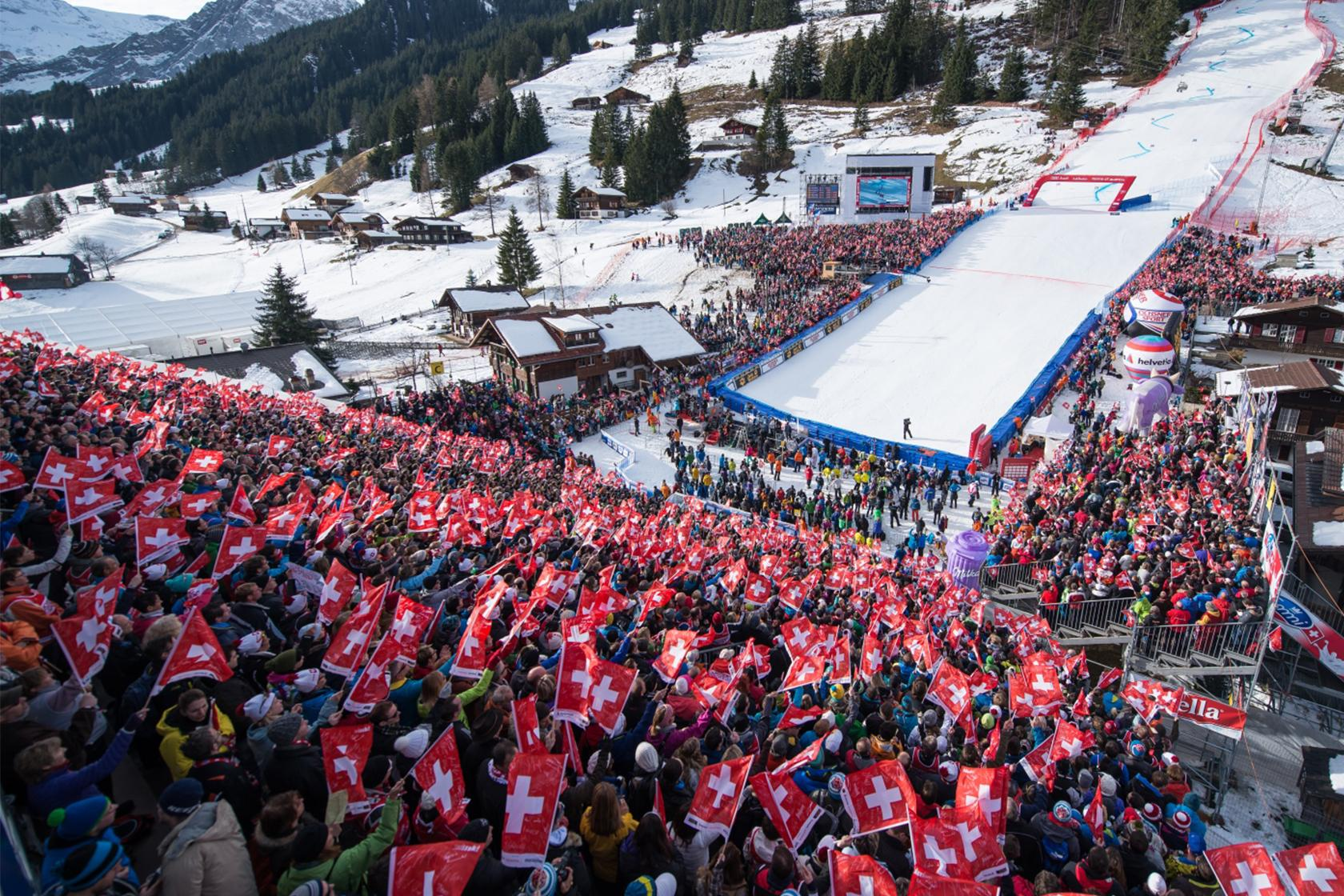 Audi Fis Ski World Cup Adelboden