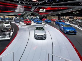 Audi Display at IAA 2015 Receives Another Award!