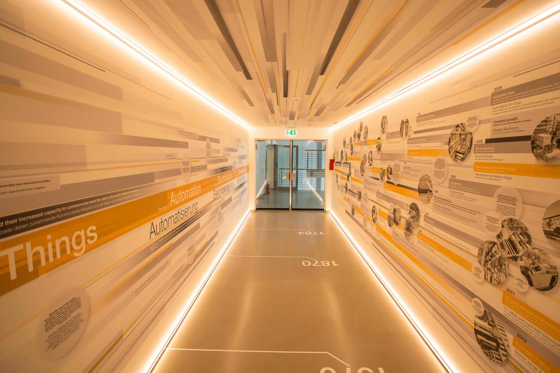 Dematic Brand Experience Center