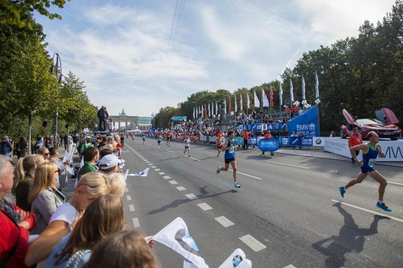 Event Structures for the 44th BMW Berlin Marathon