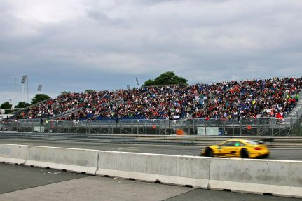 Photo: NUSSLI Is the Turnkey Solutions Provider for DTM Norisring