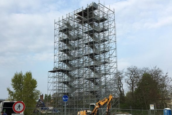 Reformation 2017 Gets 28-Meter-Tall Welcome Tower