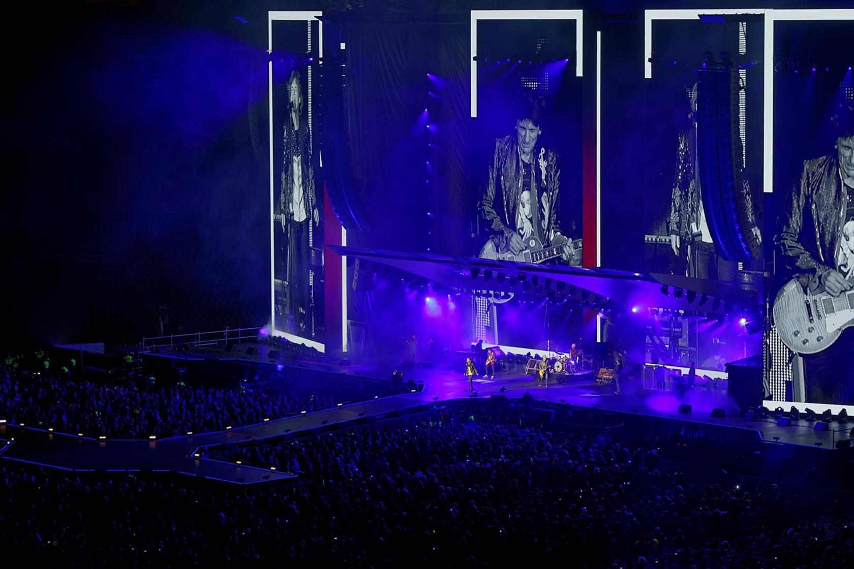 Rolling Stones Konzert