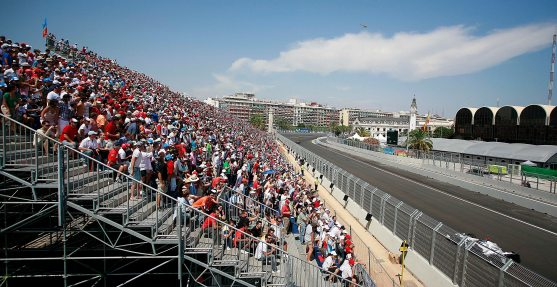 Impressionen F1 Grand Prix of Europe