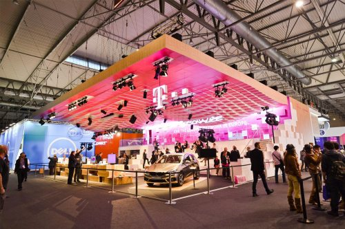 Deutsche Telekom, Mobile World Congress
