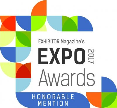 Exhibitor Magazine's Expo Award