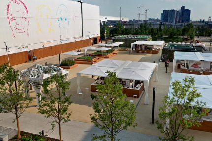 Coop Future Food Disctrict, Expo Milano 2015
