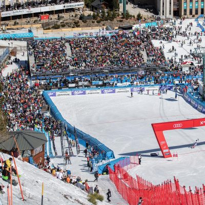 FIS Ski World Cup Soldeu