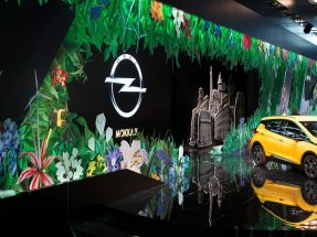 Opel, Internationaler Autosalon Paris