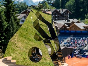 Tennis tournament Ladies Championships Gstaad