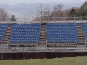 NUSSLI constructed the temporary event structures for the FIS Alpine Ski World Cup in Zagreb.
