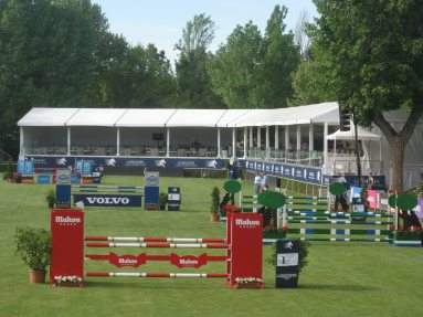 Global Champions Tour Grand Prix of Madrid