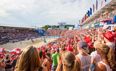 Impressions Klagenfurt Beach Volleyball Major