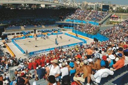 Impressions Olympic Games Greece 2004