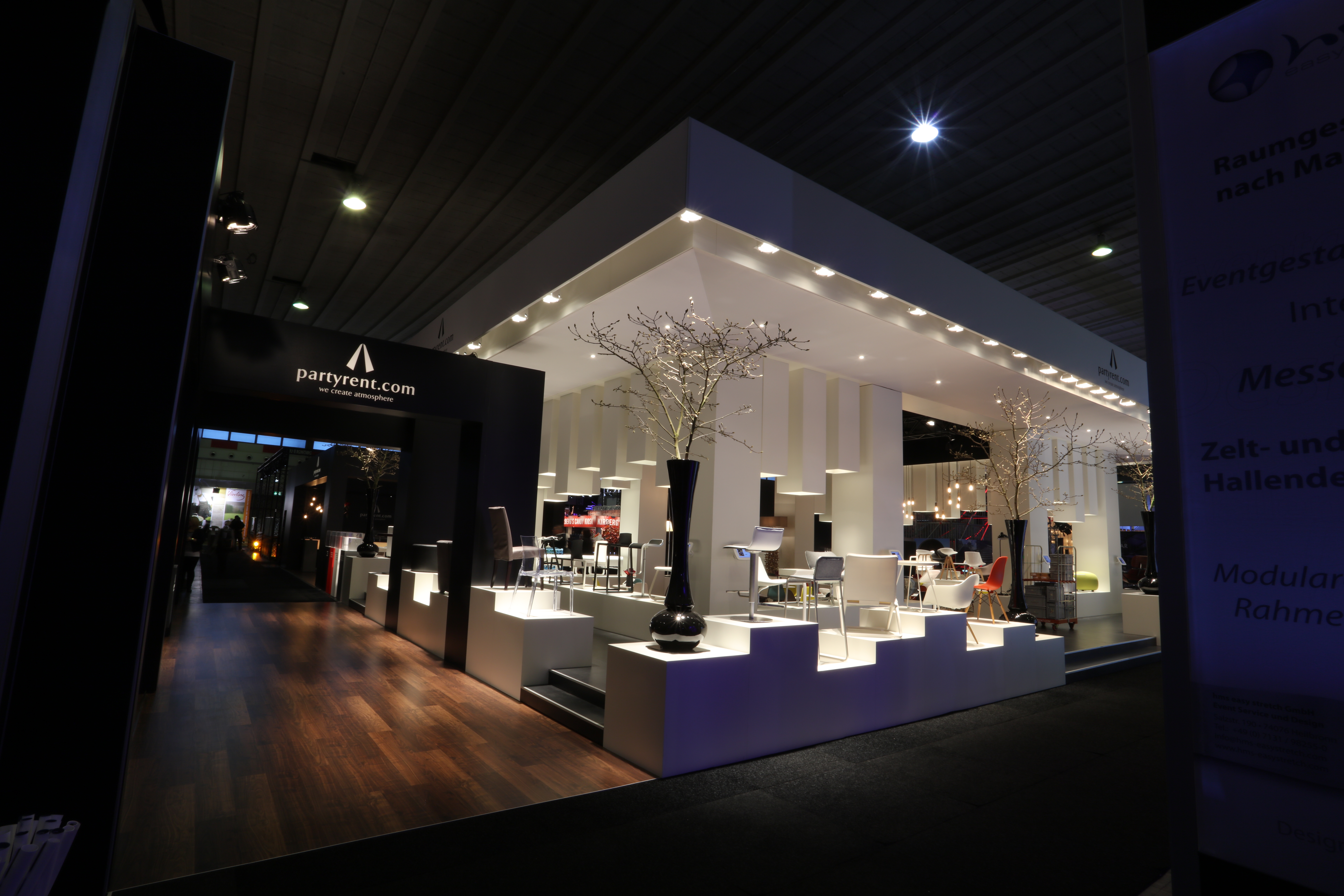 Exhibition Stand Designer Vacancy : Trade fair booths exhibition stands customized construction and