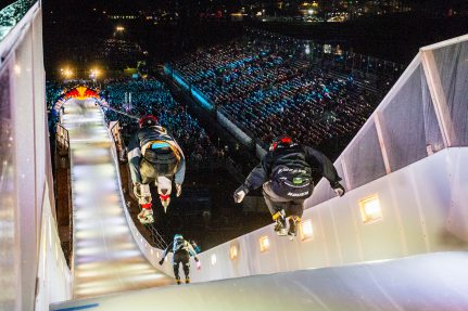 Impressions Red Bull Crashed Ice