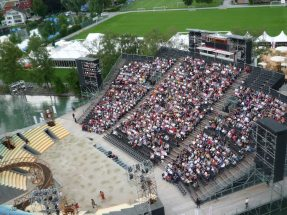 "Lake Thun Festival 2009 - ""Jesus Christ Superstar"""