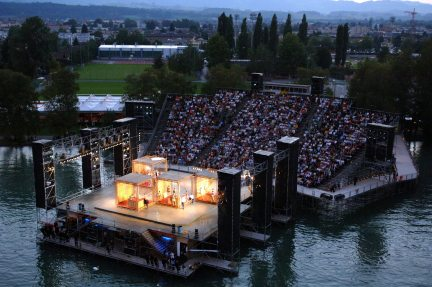"Lake Thun Festival 2008 - ""West Side Story"""