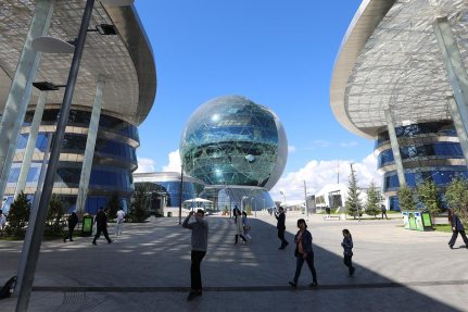 Picture: Successful Closure of Expo 2017 Astana