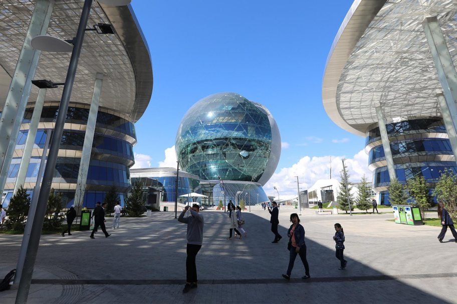 Successful Closure of Expo 2017 Astana