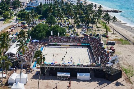 Between October 22nd and 24th the global Beach Soccer Worldwide Tour 2017 took place in the Mexican city Puerto Vallarta