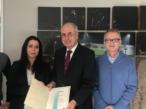 NUSSLI receives the OHRIS certificate once again