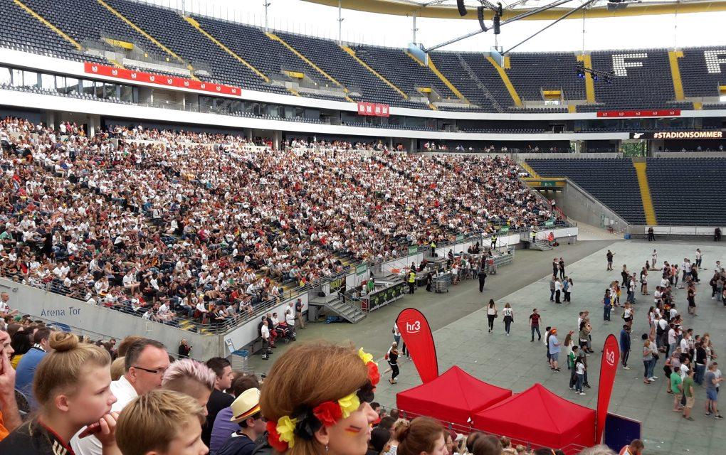 Frankfurt Public Viewing