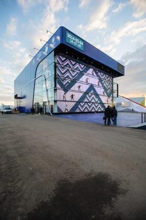 VW Olympic Games Sochi