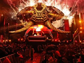 Picture: A Spectacular Elephant-Head Stage from NUSSLI