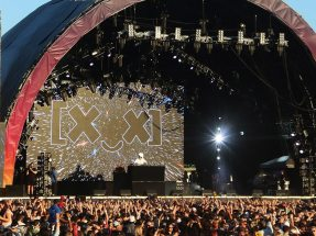 "Picture: NUSSLI Stage for ""The Governors Ball Music Festival"""