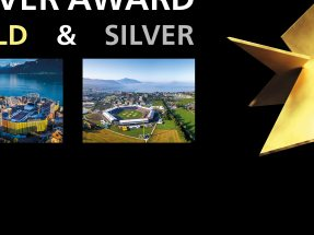 Gold and Silver! Two-Time Winner at the XAVER Award Ceremony