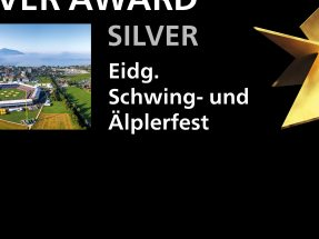 Silver for the Federal Wrestling and Alpine Festival in the Best Supplier Services category