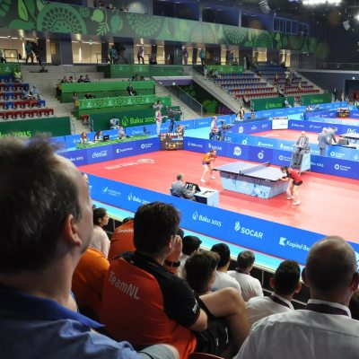 Indoor Sport at the European Games
